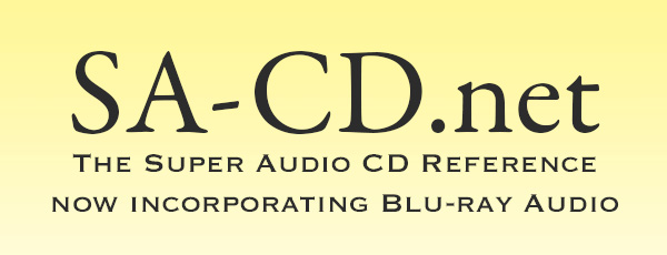 The Super Audio CD | SA-CD | SACD Reference